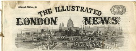 1861 ILLUSTRATED LONDON NEWS Great Eastern TOOLEY ST SOUTHWARK Donati Comet (7901)